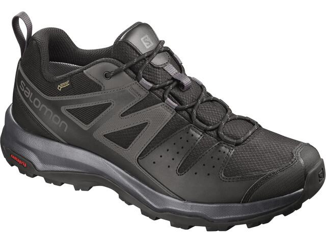 Salomon X Radiant GTX Shoes Men Black/Magnet/Black